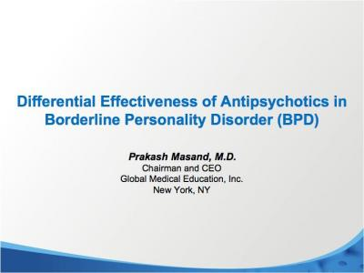 dangerous and severe personality disorder Borderline personality disorder impulsive and often dangerous behaviors  many people with the disorder experience fewer or less severe symptoms.